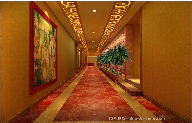 三台洗浴中心-四川昂渤装饰设计有限公司的设计师家园-洗浴