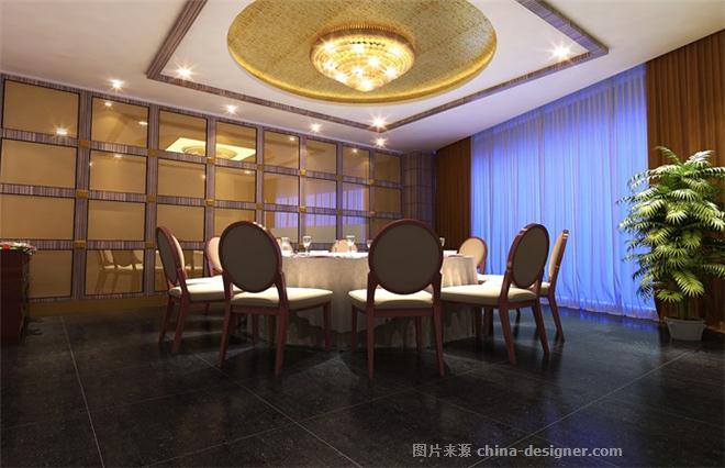 文县 餐厅-四川昂渤装饰设计有限公司的设计师家园-文县 餐厅