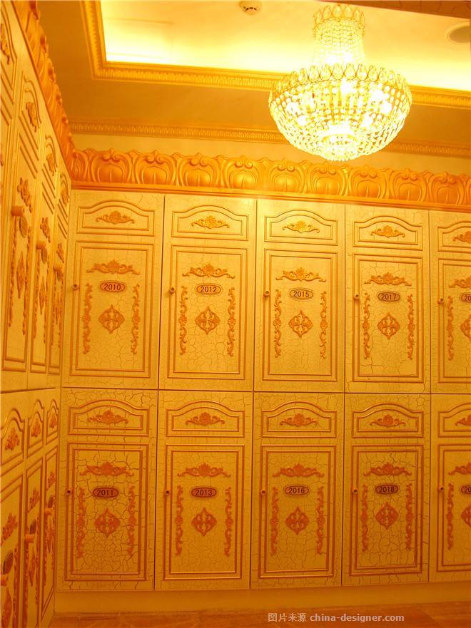 国家级优秀奖-罗马浴场01-张东宝的设计师家园-现代欧式,洗浴