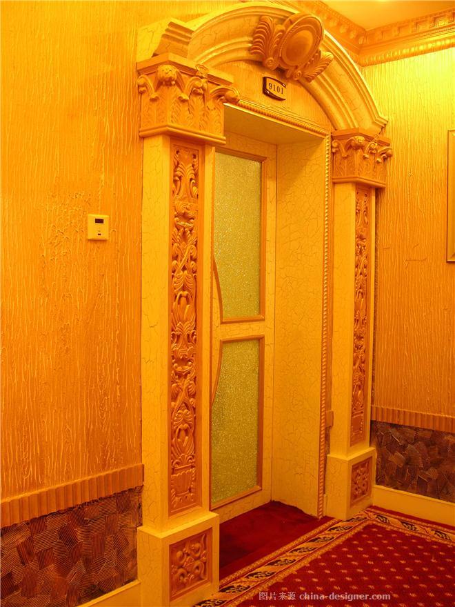 国家级优秀奖-罗马浴场 02-张东宝的设计师家园-现代欧式,洗浴