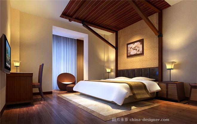 金巴兰国际大酒店-刘柱华的设计师家园-商务酒店