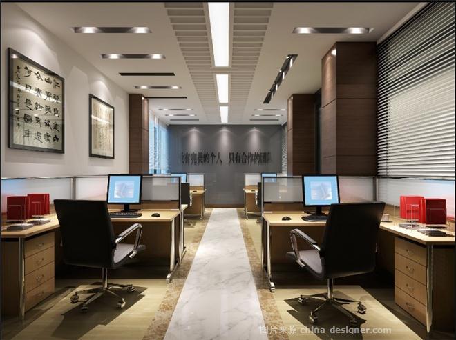 森鼎集团办公室-陈赋华的设计师家园-现代简约,办公室