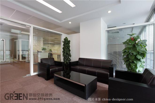 上海仁磊商贸有限公司-上海阁韵空间装饰的设计师家园-现代简约,办公室