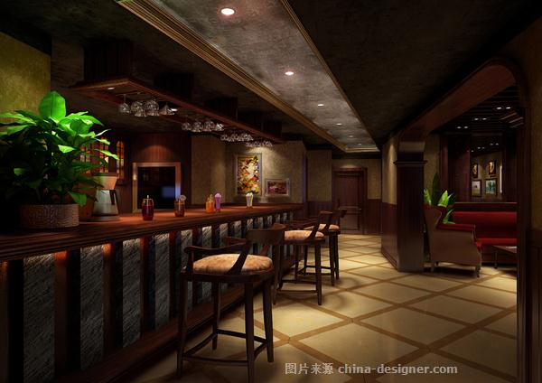 南方咖啡厅-北京融道鼎城国际装饰工程有限公司的设计师家园-咖啡厅