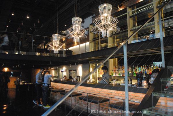 义气烤肉餐吧-北京融道鼎城国际装饰工程有限公司的设计师家园-现代简约,韩国料理