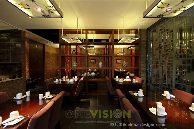 骨色中餐-万物・生空间美学机构的设计师家园-50-100元,中餐厅/中餐馆