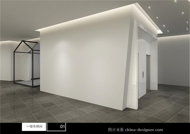 杭州美和院艺术中心-丁岳岳的设计师家园-其他售楼处