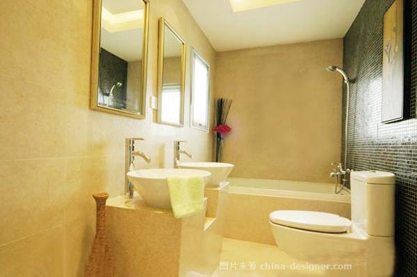 256平米欧式奢华-北京元洲装饰有限责任公司的设计师家园-现代欧式,卧室,餐厅,客厅,独栋别墅