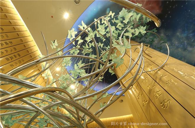 兰州新区规划展示馆-周新华的设计师家园-博物馆                                                                                              ,闲静轻松,奢华高贵,棕色,黄色,白色,欧式,新古典主义,