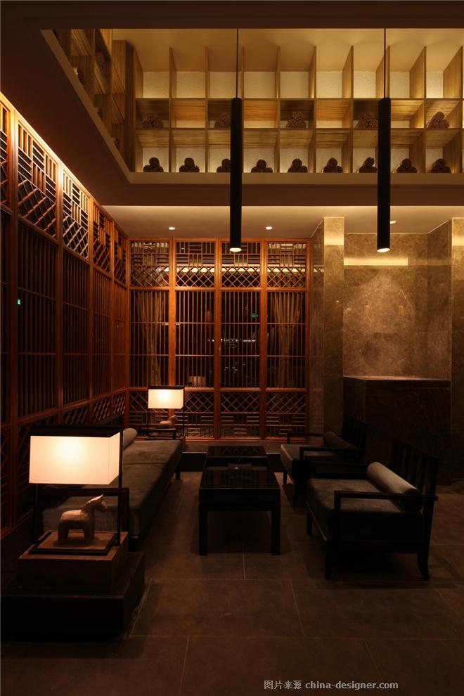 太原风味大王16号店-刘志的设计师家园-新中式,中餐厅/中餐馆