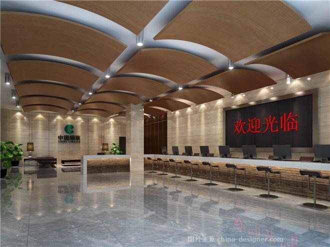 五华烟草办公楼-吴丹的设计师家园-现代简约,办公楼