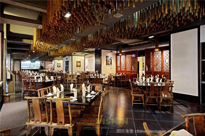 蜀九香-万物・生空间美学机构的设计师家园-新中式,30-50元,中餐厅/中餐馆