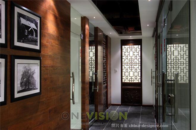 龙・鼎---办公空间-万物・生空间美学机构的设计师家园-新中式,办公室
