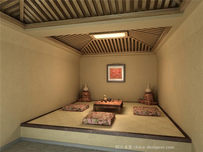 陕西省三原县柏社村地坑窑洞改造-郑雨溪的设计师家园图片
