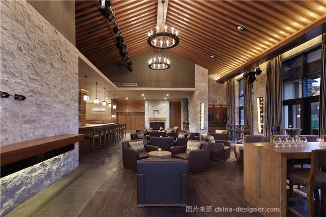 长白山万达假日度假酒店-刘红蕾的设计师家园-度假酒店