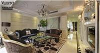 设计师家园-苏州500平别墅-黑白新古典《流金岁月》