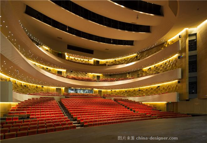 闽南大戏院-文勇的设计师家园-舞动生命、空间表情、优雅亲和