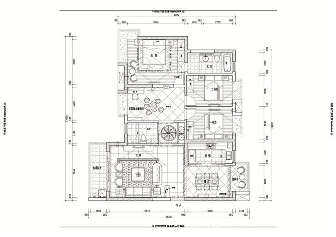 万达华府景园-左彦飞的设计师家园-三居,欧式,青春活力,棕色,其他气氛,简约大气,沉稳庄重,闲静轻松,其他颜色,黑色,黄色,灰色,白色