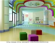 设计师家园-望远华俊星彩幼儿园室内设计