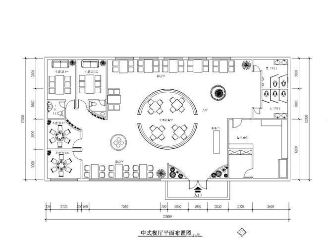 餐饮空间设计-韩珍珍的设计师家园-中餐厅/中餐馆,东南亚餐厅