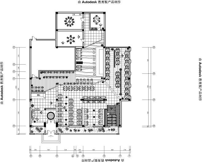 餐饮空间设计-范洲的设计师家园-西餐厅图片