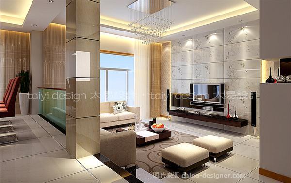星岛仁恒-别墅-300平米-装修设计-伍小飞的设计师家园-叠拼别墅,联排别墅,独栋别墅