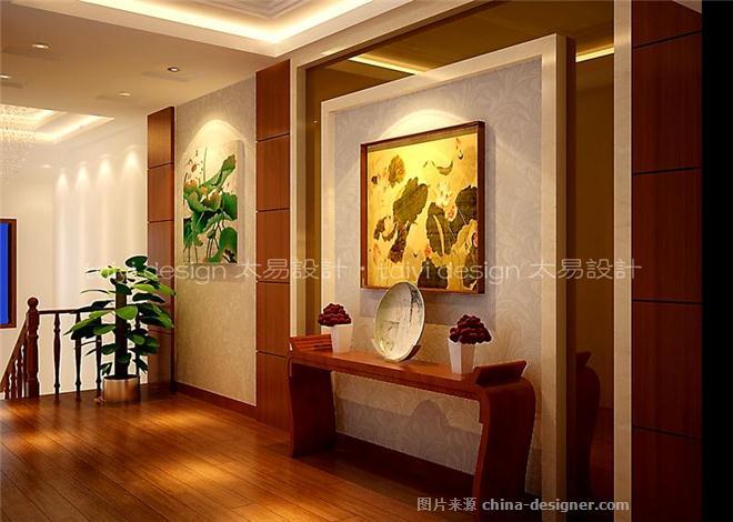 相韵花园别墅-别墅-300平米-装修设计-伍小飞的设计师家园-传统中式,新中式,新古典主义,半包中式