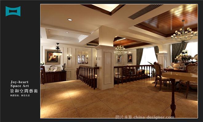 雅戈尔-香湖湾-正在施工-徐波的设计师家园-联排别墅