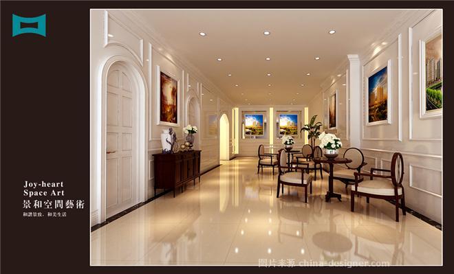 海琼置业东港售楼处-正在施工-徐波的设计师家园-住宅公寓售楼处