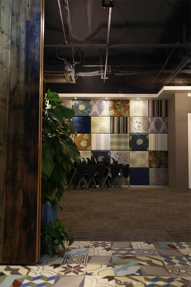 教育咨询公司办公室装修-徐波的设计师家园-公共区,办公区,现代简约,紧凑灵活,工业化,原生态,科技智能,简约大气,青春活力,闲静轻松,棕色,黄色,黑色,灰色,白色
