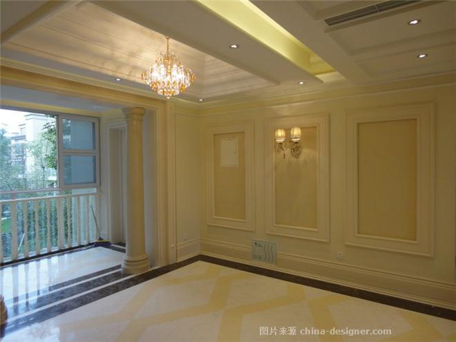 """公司的设计师家园-现代欧式,休闲区,卫生间(原为""""卫浴""""),卧室,客厅"""