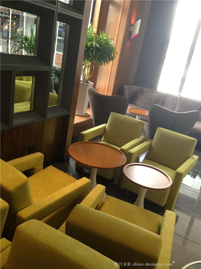 momo喜多西安曲江店-李强的设计师家园-现代简约,咖啡厅/咖啡吧