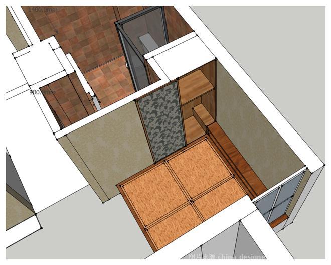 山西太原---平阳景苑--长风街-孔令军的设计师家园-三居