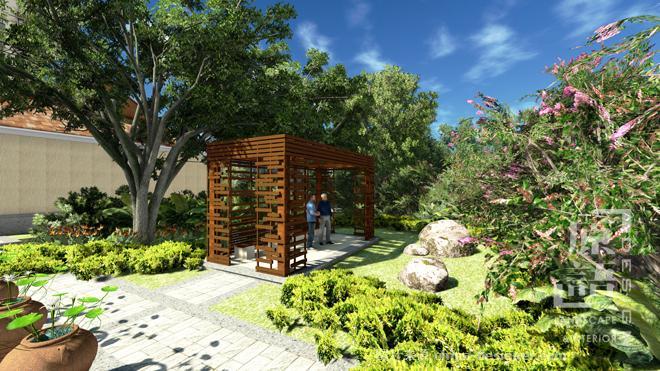 澄迈金江.金外滩园林景观设计-海南原语设计咨询有限公司的设计师家园-热带休闲风格