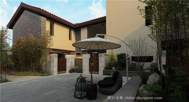 中国会馆小院-周勇的设计师家园-新中式,叠拼别墅图片