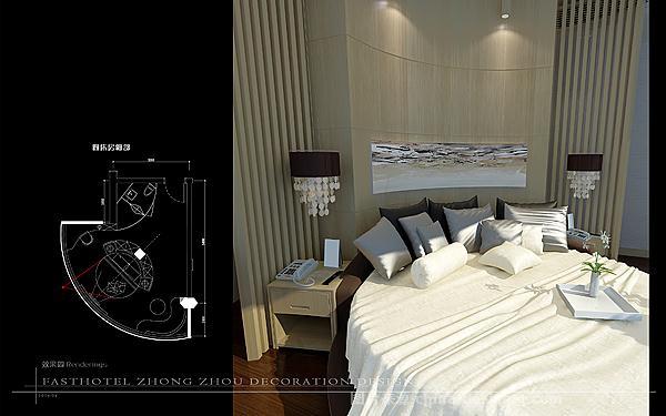 H酒店 商务快捷-万泉智的设计师家园-经济型酒店