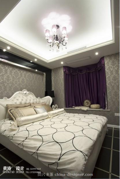 白色浪漫-艺翔国际设计机构的设计师家园-三居,简约大气,闲静轻松,奢华高贵,黑色,灰色,白色,欧式,现代简约,