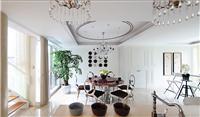 设计师家园-尚东花园罗女士住宅