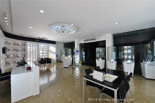 AWARD爱我照明LED家装照明体验馆-吴淼昌的设计师家园-家具店,科技智能,简约大气,棕色,黑色,灰色,白色,现代简约,