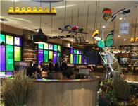 设计师家园-上海吉木组设计作品《好丫好鸭》连锁餐厅