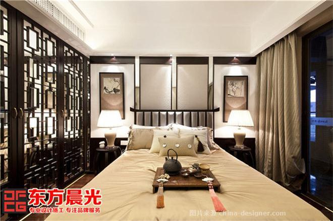 """公司的设计师家园-新中式,厨房,卫生间(原为""""卫浴""""),书房,儿童房,卧室"""