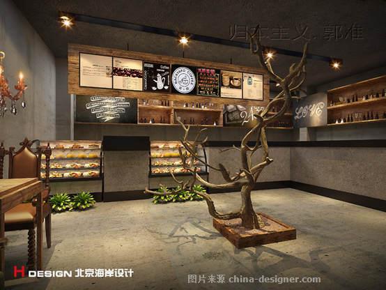 江苏扬州后院咖啡设计方案-郭准的设计师家园-咖啡厅/咖啡吧