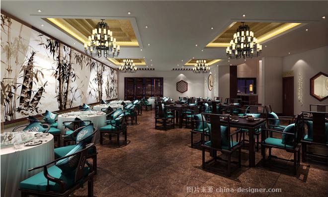 摆渡渔府-陈赋华的设计师家园-中餐厅/中餐馆