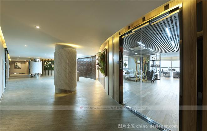 杭州红苹果室内设计装饰有限公司的设计师家园-储藏室,休闲区,走廊