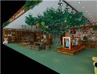 设计师家园-河北儿童服装店童衣坊设计方案