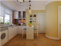 设计师家园-55平米老房改造之田园风格