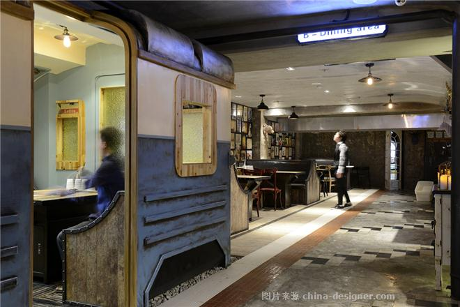 春天自助烤肉(贵都店)-白晓龙的设计师家园-自助餐厅,紧凑灵活,青春活力,工业化,黑色,棕色,灰色,白色,其他风格,混搭,后现代主义,50-100元