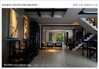 设计师家园-新中式设计风格的别墅设计作品