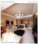 设计师家园-两居现代简约中式设计风格打造舒适的家
