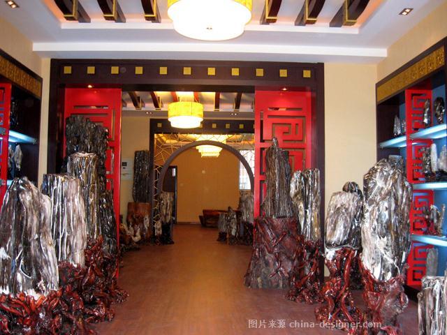 奇石街的小店-马云的设计师家园-其他                                                                                                ,沉稳庄重,闲静轻松,棕色,红色,黑色,白色,,传统中式